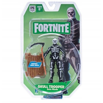 Figurka Fortnite Skull Trooper Solo Mode Seria 2