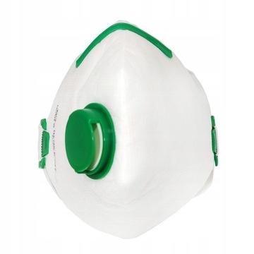 Maska maseczka eko 54 v ffp2 nr d + gratis