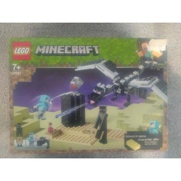 LEGO MINECRAFT 21151 WALKA W KRESIE NOWE!