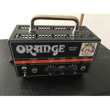 Orange MICRO DARK głowa gitarowa hybrydowa