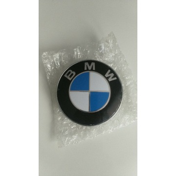 Emblemat na maskę BMW E39 znaczek