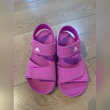 Sandałki r. 32 Adidas