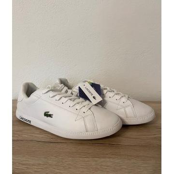 Nowe buty Lacoste Graduate 42