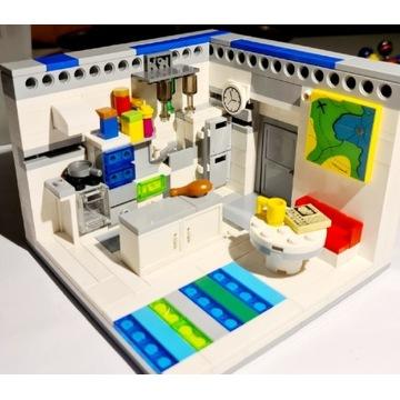 Lego -klocki -zestaw kuchnia