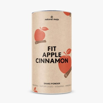 Fit Apple Cinnamon Natural Mojo 500g
