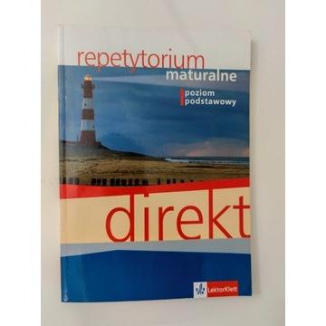 Direkt Repetytorium maturalne j. niemiecki + PŁYTY