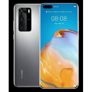 Huawei p40 pro 8gb 256gb 5G silver