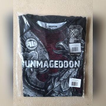 Damska koszulka Runmageddon M 2018