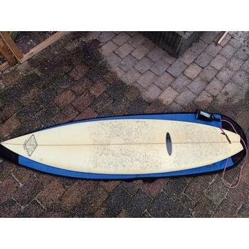 Deska Waveboard surfboard 6.5' z Brazylii