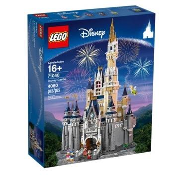 LEGO Zamek Disneya 71040