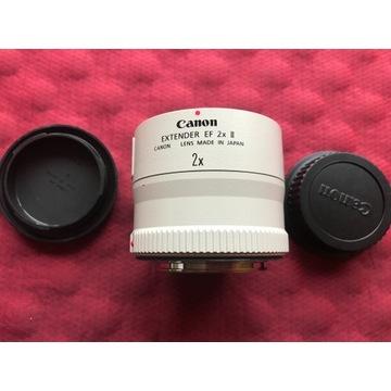 Telekonwerter Canon Extender EF 2x II