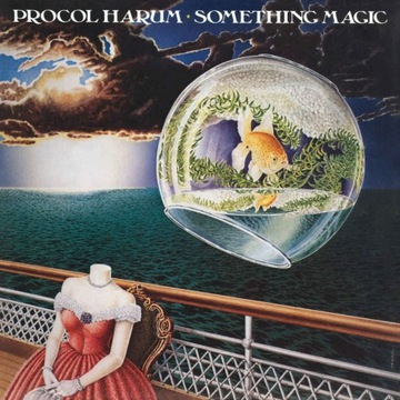 PROCOL HARUM Something Magic (2LP) (Blue Vinyl))