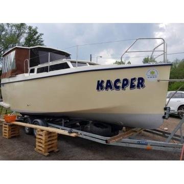Czarter jachtu motorowego CALYPSO 750 na Mazurach