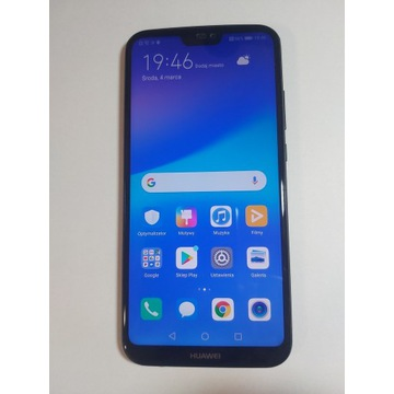 Huawei P20 Lite 4/64GB ANE-LX1 + ETUI, STAN BDB!