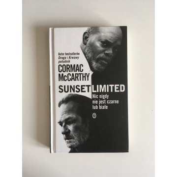 SUNSET LIMITED Cormac McCarthy