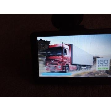 Nawigacja Goclever + Mapa igo truck ciężarówki EU