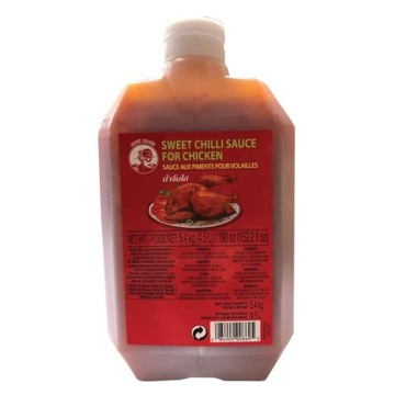 Sos chilli słodko-ostry
