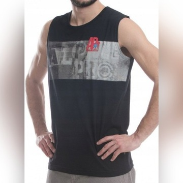 bezrękawnik t-shirt Alpine Pro SALAZAR r. M OKAZJA
