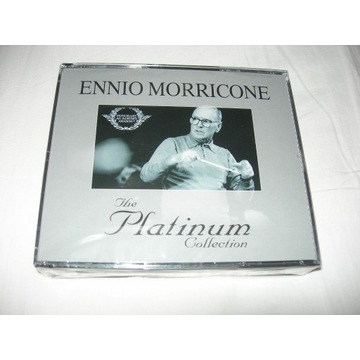 ENNIO MORRICONE THE PLATINUM COLLECTION 3CD