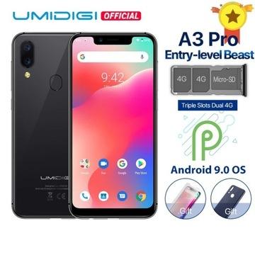 Smartfon UMIDIGI A3 Pro Android 9.0