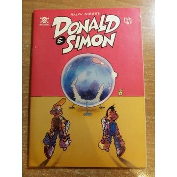 Donald & Simon / Młody Czasopodróżnik