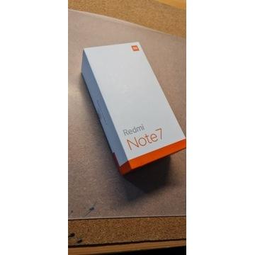 SMARTFON XIAOMI REDMI NOTE 7 NEPTUNE BLUE 4/64GB