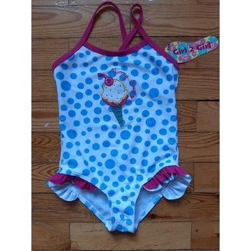 girl2girl PRIMARK śliczny strój kąpielowy 110 cm