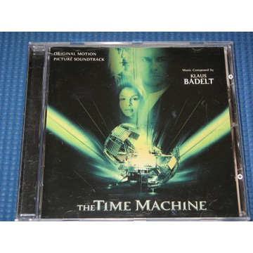 KLAUS BADELT THE TIME MACHINE