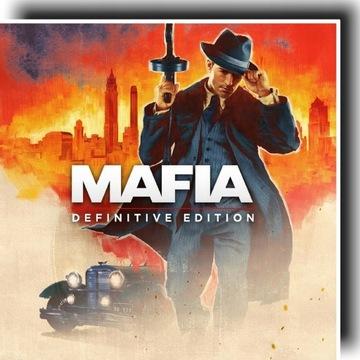 Mafia Definitive Edition PC|Klucz Aktywowany Steam