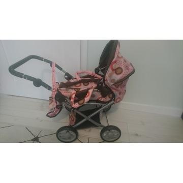 Wózek dla lalek