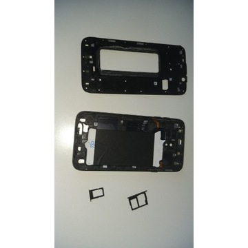 Tylna obudowa,ramka,SIM Slot Samsung j530f