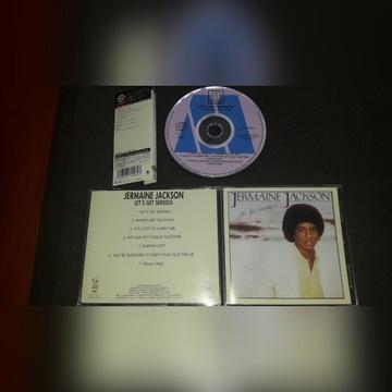 Jermaine Jackson-Let's Get Serious shm-cd