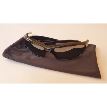 Okulary Oakley Straight Jacket Black/Black Iridium