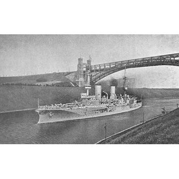 Otok z krążownika Prinz Heinrich