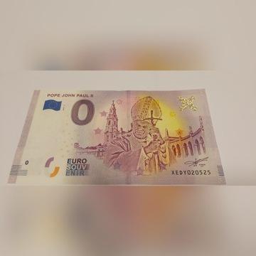 UE - 0 Euro - Jan Paweł II Stan UNC