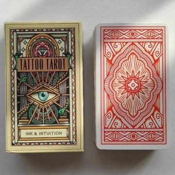 Karty Tarota Tattoo Tarot Marsylski