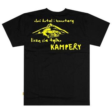 Podkoszulek na prezent dla fana Kamperów
