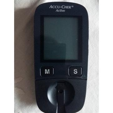 Glukometr Accu Chek Active