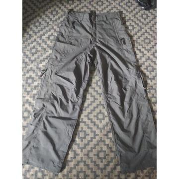 Spodnie narciarskie/wodoodporne CROPP rozmiar XL
