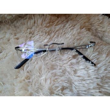 Okulary korekcyjne oprawki patenty Sonata