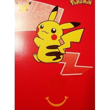 Karty Pokemon McDonald's