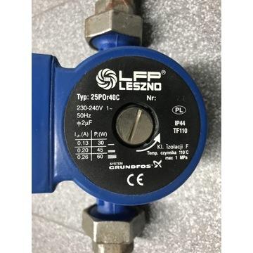 Pompa LFP 25POr40C system Grudfos