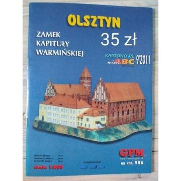 Zamek Olsztyn GPM