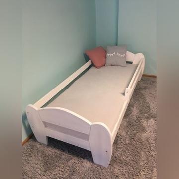Łóżko dziecięce sosnowe GABA 80x180