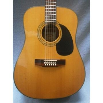 Gitara SIGMA by Martin model DM12/1 STN (drewno)