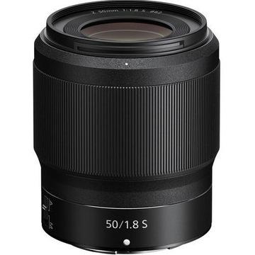 Obiektyw Nikkor Z 50 f1.8 S Gratis filtr UV
