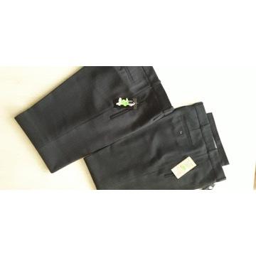 Spodnie męskie garniturowe polski producent