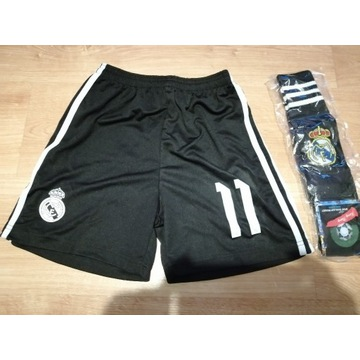 Spodenki getry adidas Real Madryt na 135-145cm