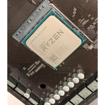 AMD Ryzen 5 1600 AF 6 rdzeni, 12 wątków