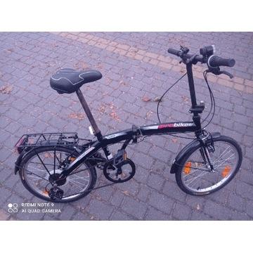 Rower składamy